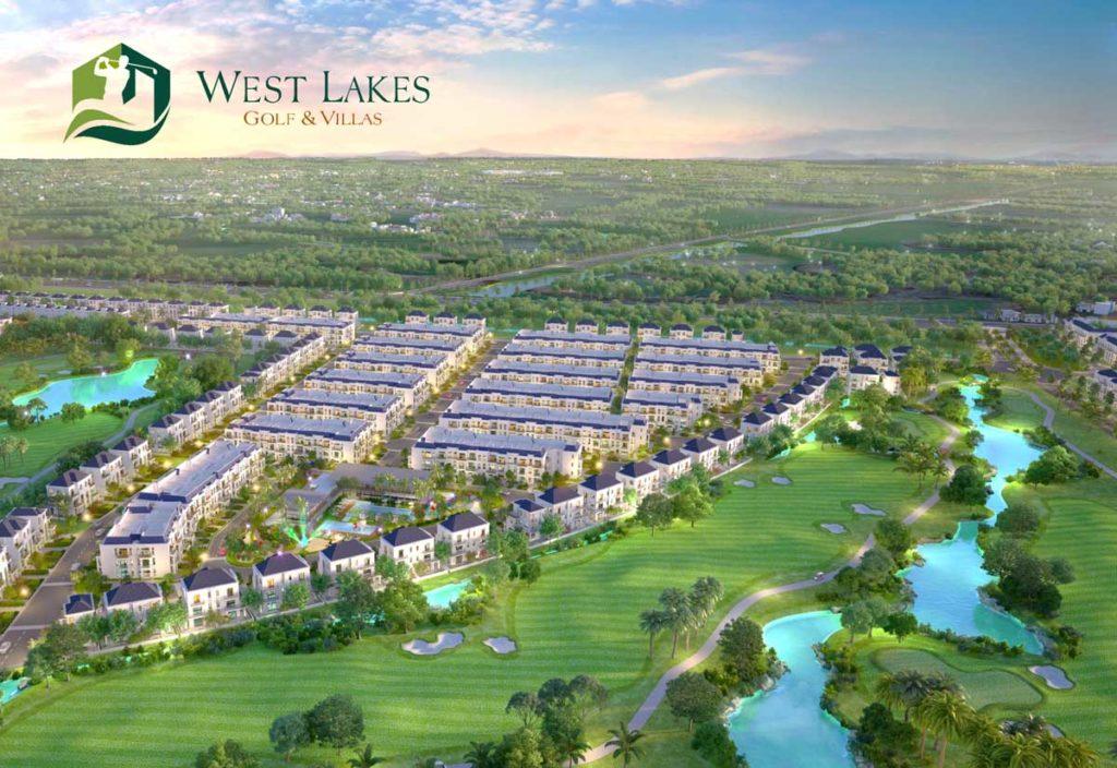 Tại sao dự án biệt thự West Lakes Golf & Villas thu hút nhiều nhà đầu tư?