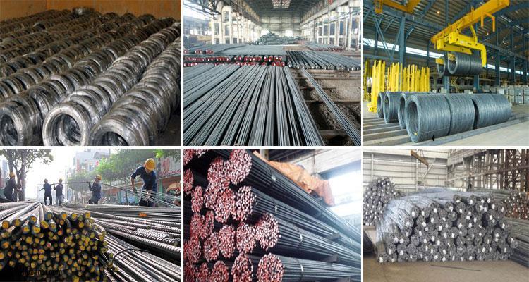 Báo giá sắt thép xây dựng mới nhất đầu năm 2021 tại nhà máy