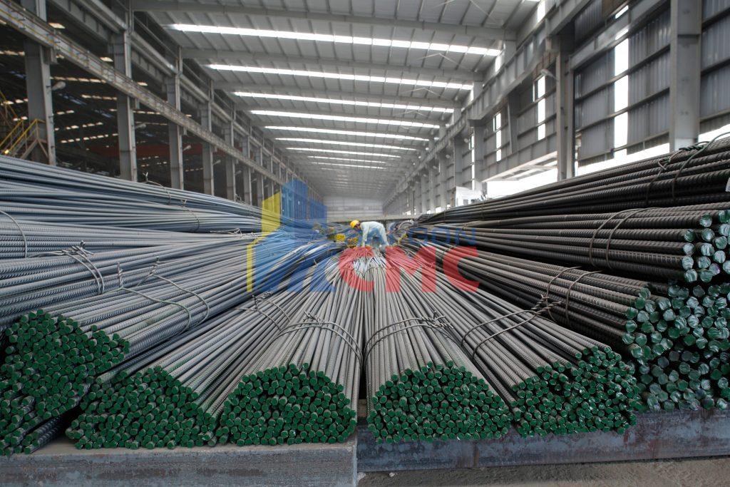 Báo giá thép Hòa Phát mới nhất đầu năm 2021 tại nhà máy