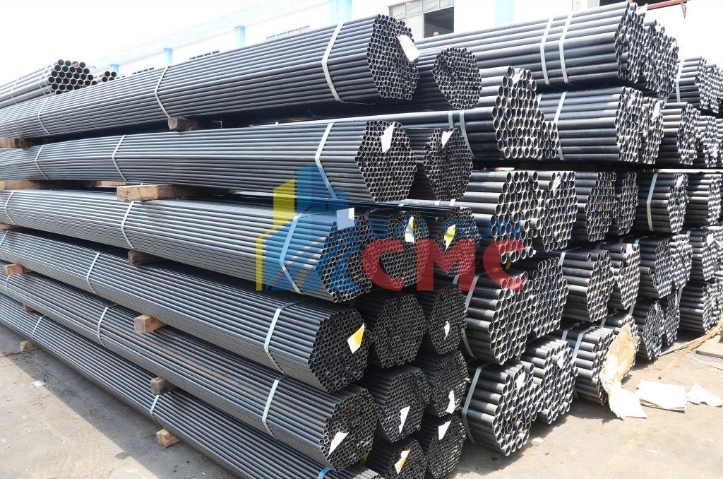 Báo giá thép ống đen mới nhất đầu năm 2021 tại nhà máy