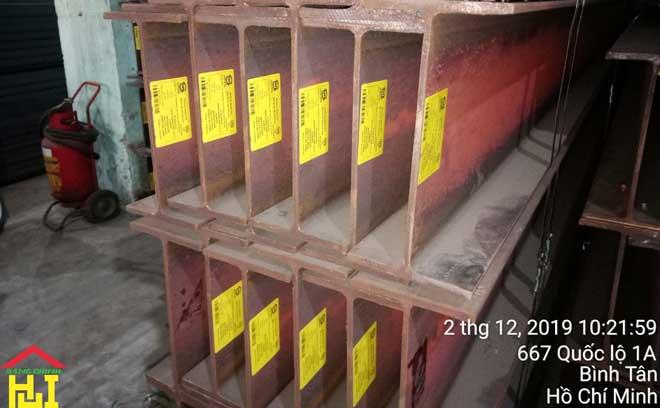 Bảng báo giá thép hình I, báo giá thép hình I, giá thép hình I, giá thép I, giá sắt I