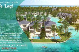 Vị trí Khu nghỉ dưỡng cao cấp De Lagi Bình Thuận