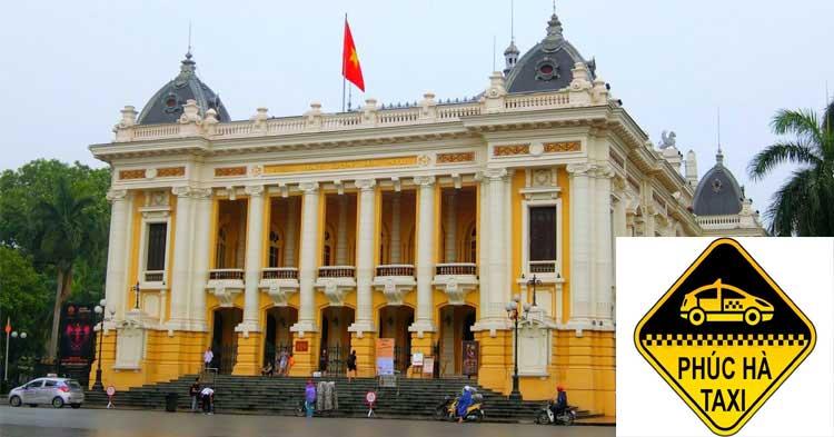 Đặt taxi sân bay Nội Bài - Hoàn Kiếm trọn gói chỉ 99.000 VND