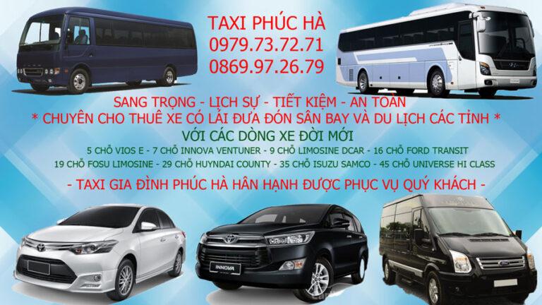 Dịch vụ đưa đón Sân bay quốc tế Nội Bài